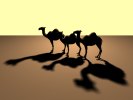 Quality scalability of soft shadow mapping